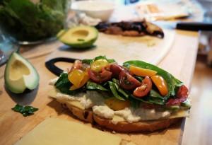 sandwich de qualité