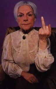Tante Paulette, on l'aime comme ça !